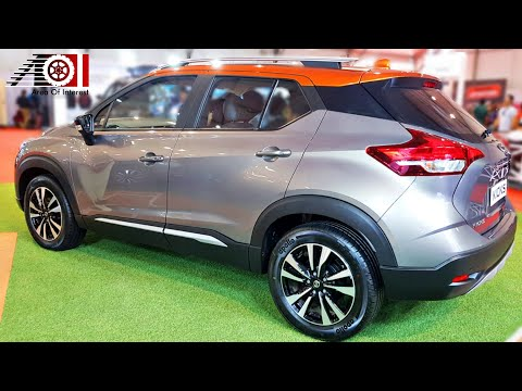 2019 Nissan Kicks India | Interior | Price | Mileage | Features | Specs | Walkaround