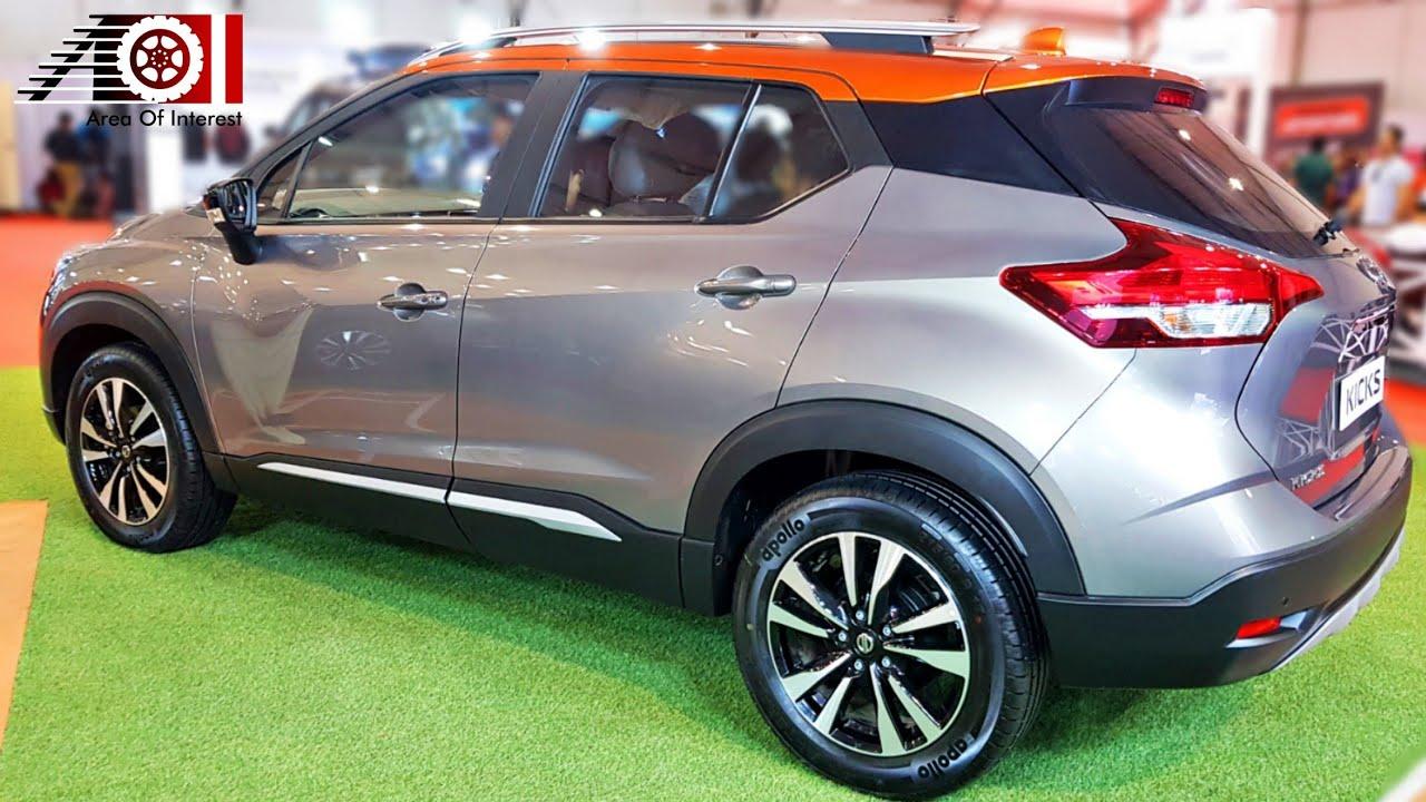 New Nissan Kicks India Interior Price Mileage Features Specs Walkaround Youtube
