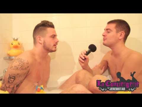 Raphael (Ile des vérités 3) dans le bain de Jeremstar - INTERVIEW