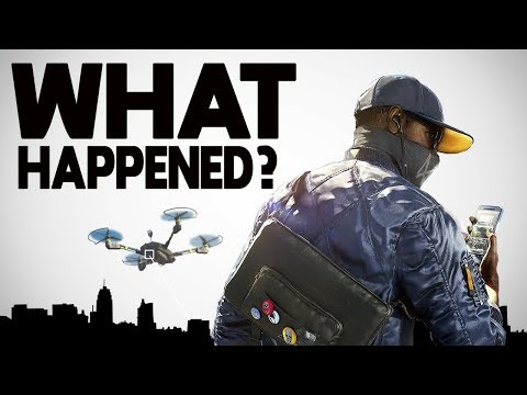 What Did Watch Dogs Turn Into?