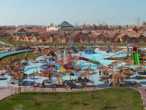 Die Fagerer,s im Jungle Aqua Park Hurghada.wmv - YouTube