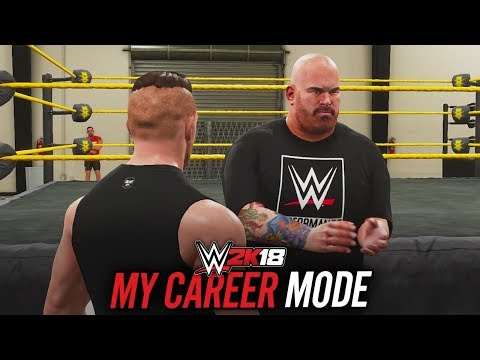 WWE 2K18 My Career Mode - Ep 1 - A NEW SAGA BEGINS!! thumbnail
