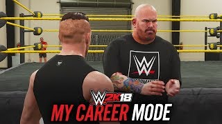WWE 2K18 My Career Mode - Ep 1 - A NEW SAGA BEGINS!!