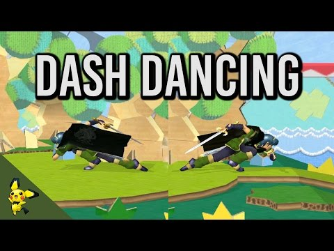 Dash Dancing - Super Smash Bros. Melee