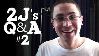 Video 2J's Q&A #2 (Ερωτήσεις & Απαντήσεις) download MP3, 3GP, MP4, WEBM, AVI, FLV April 2018
