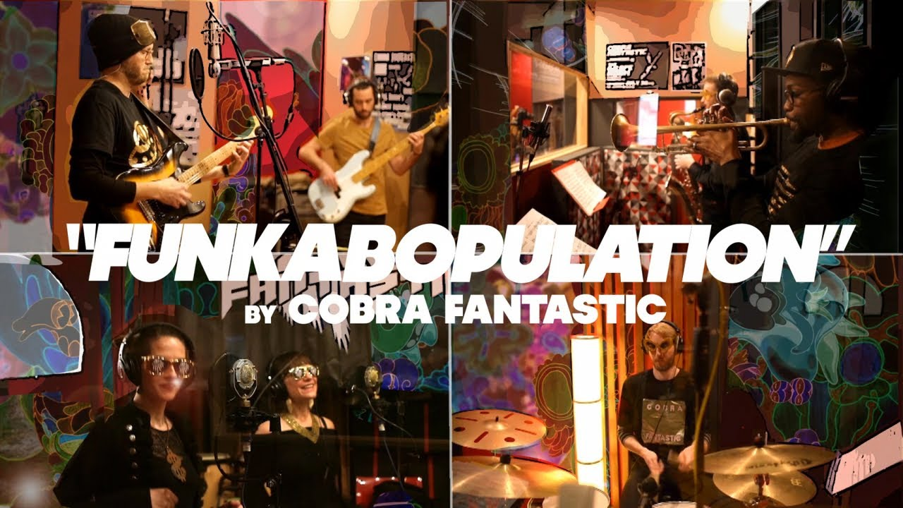 Cobra Fantastic | Funkabopulation