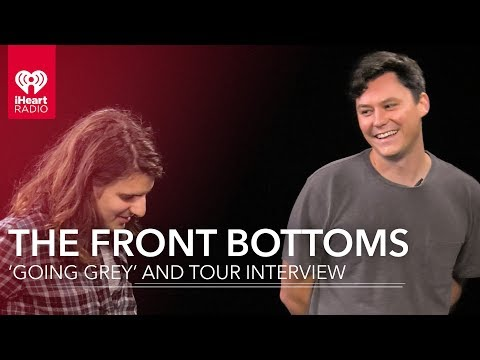 The Front Bottoms 'Going Grey' And Favorite Tour Cities | Exclusive Interview
