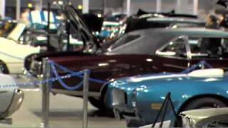 2010 Muscle Car And Corvette Nationals Show MCACN Promo Video V8TV