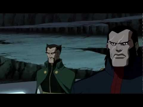 Young Justice-Summit Clip