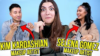 Celebrity Makeup Artist Try My Makeup Brand!