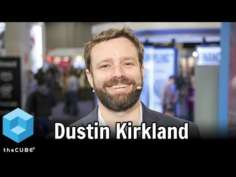 Dustin Kirkland, Canonical | AWS re:Invent