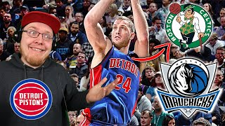 KrispyFlakes Trades Every Player On The Detroit Pistons And You Won't Believe What Happened!