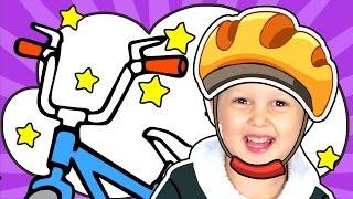 SHOPKINS Велосипед В поисках приключений Суперсокровище Катаемся на велосипеде Шопкинс For kids