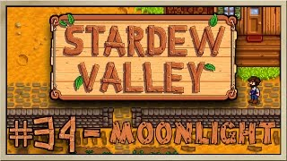 Stardew Valley - [Inn's Farm - Episode 34] - Moonlight [60FPS]
