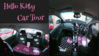 Hello Kitty Car Tour