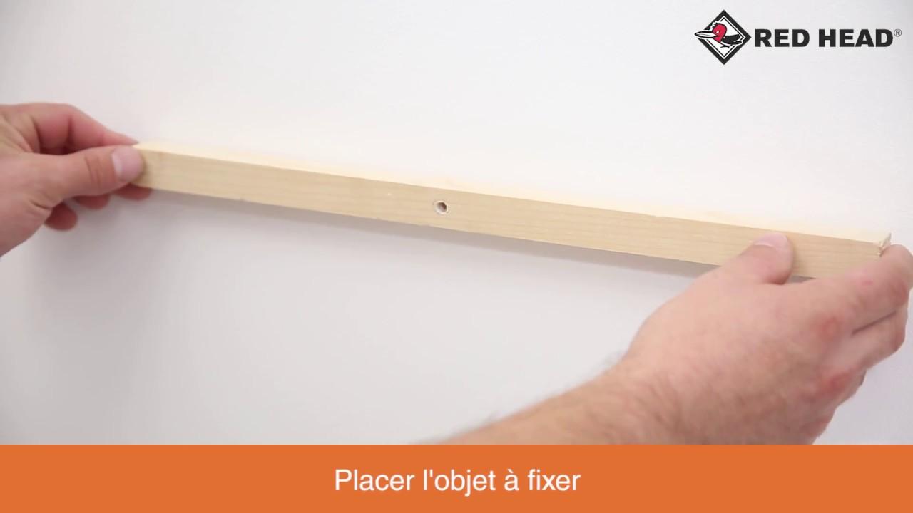 Comment Fixer Des Tasseaux atelier n°196 : fixer des tasseaux dans un matériau plein
