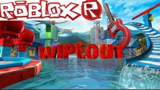 EASY!? l Roblox Wipeout Obby PC Gameplay