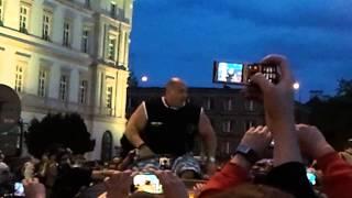 Gumball 3000 Warszawa 22.05.2013 Burneika 2017 Video