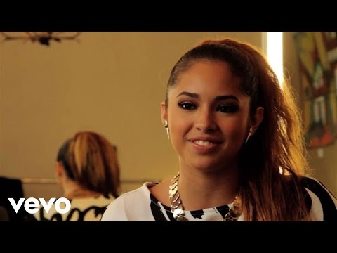 Jasmine V - That's Me Right There (Behind The Scenes) ft. Kendrick Lamar