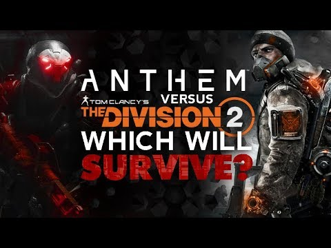 the division 2 vs anthem