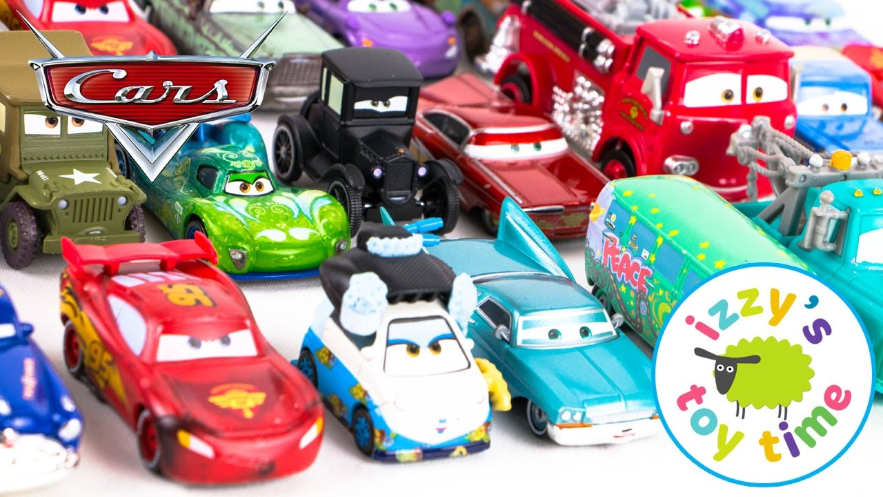 cars for kids disney pixar cars story sets collection toy cars for kids youtube