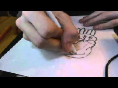 Skull tattoo pt.2