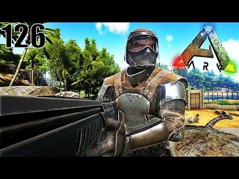 UNE NOUVELLE ARMURE ANTI T-REX ! | ARK: Survival Evolved ! #Ep126