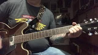 The Brian Jonestown Massacre - Servo - (Guitar Cover)