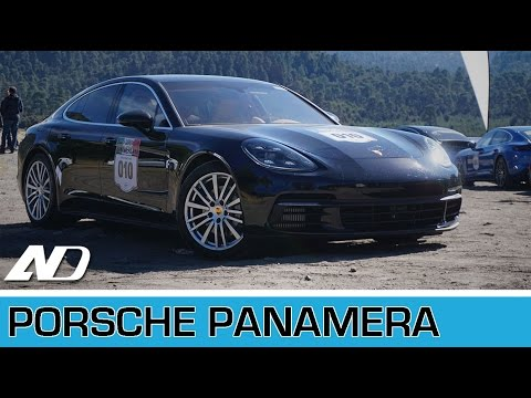 Porsche Panamera 2018 - Primer vistazo / AutoDinámico