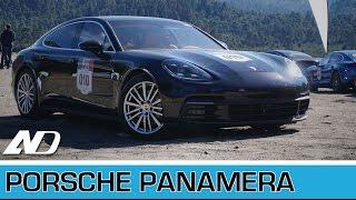Porsche Panamera 2018 - Primer vistazo / AutoDinámico(Gabo Salazar te presenta lo último en autos en México y el mundo. En este video checamos el nuevo Porsche Panamera 2018 en su presentación. Precios ..., 2017-01-30T15:00:06.000Z)