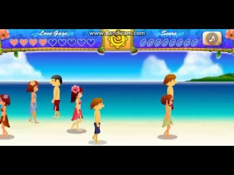 flirting games at the beach game online free