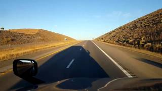 BigRigTravels LIVE! Wells to Emigrant Pass, Nevada I-80 West-Sept. 15, 2019