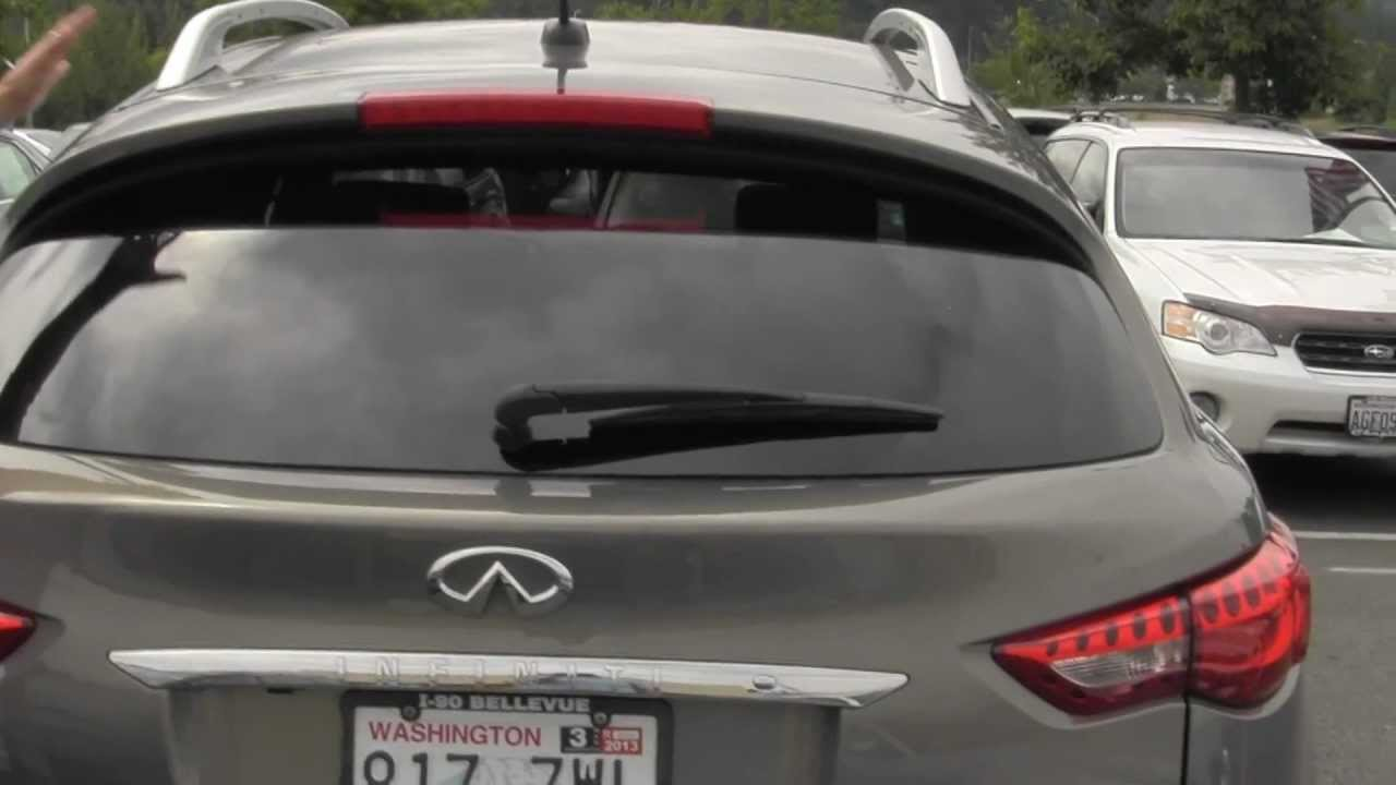 Virtual Video Tour of a 2009 Infiniti FX45 from Chaplins Auto