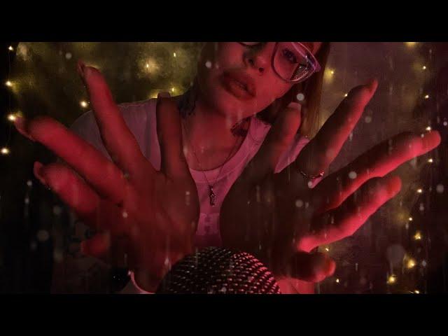 ASMR Late Night CLASSIC Hand Movements 😍