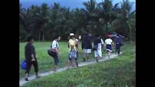 BARAKTAS PAMATRON sa NAGBOBTAC, Palapag, N. samar