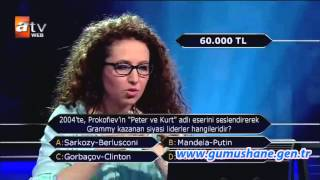 Gümüşhaneli Öğrenci 125 Bin Lira Kazandı Video