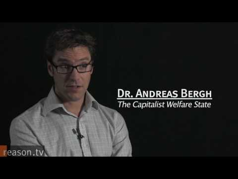 "Sweden's March Towards Capitalism: Economist Andreas Bergh on the ""Capitalist Welfare State"""