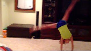 Gymnastics Tutorial:  Cartwheels on Floor & Balance Beam