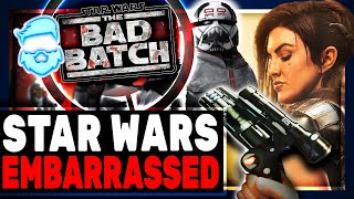 Total DESTRUCTION On Star Wars Bad Batch Annoucement! Kathleen Kennedy Hides From Gina Carano Fans