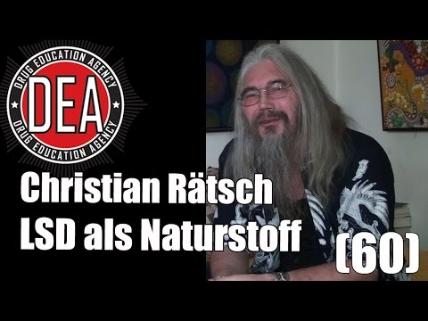 Christian Rätsch: LSD als Naturstoff | Drug Education Agency (60)