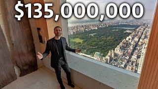 Внутри квартиры в Нью-Йорке за 135 миллионов долларов с видом на Центральный парк в японском стиле