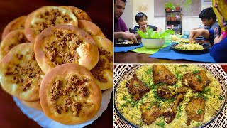 Most flavorful Saudi Chicken Mandi without Oven | Kids Online class restart
