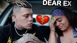 I Wrote A Song For My EX GIRLFRIEND..(Gets Emotional)*SHE CRIED*