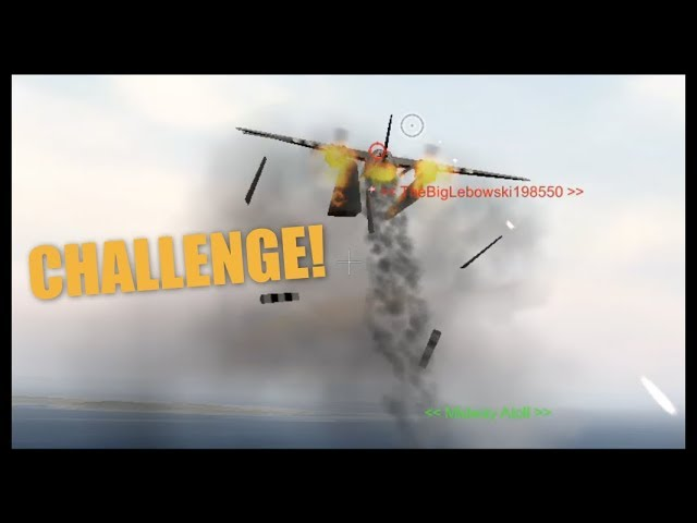 Wings of Duty CHALLENGE!