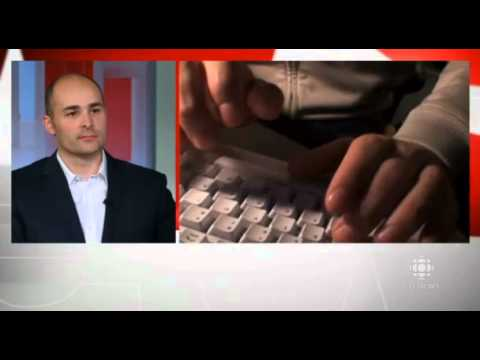 CBC News Now - Live Heartbleed interview with Claudiu Popa