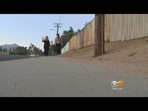 Man Feared To Be Stalking Female Joggers In Moreno Valley