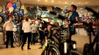 Награждение победителей конкурса CUBE_bikes. Весна 2012
