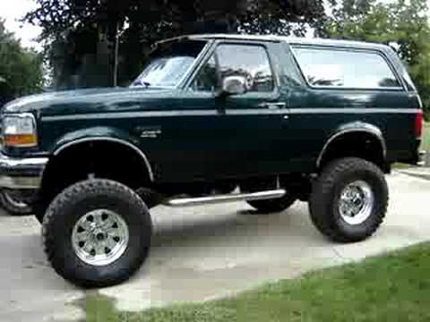 ford bronco powerstroke diesel youtube. Black Bedroom Furniture Sets. Home Design Ideas