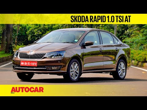 Skoda Rapid Automatic - Is it the Better Buy? | Review | Autocar India