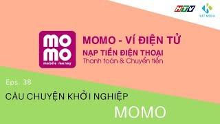 [CĐKD] Số 38 - Ví điện tử Momo